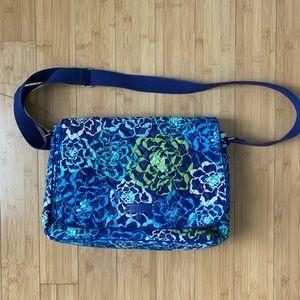Vera Bradley Laptop Shoulder Bag